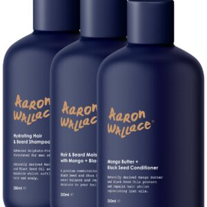 Aaron Wallace: 3-Step Haircare System