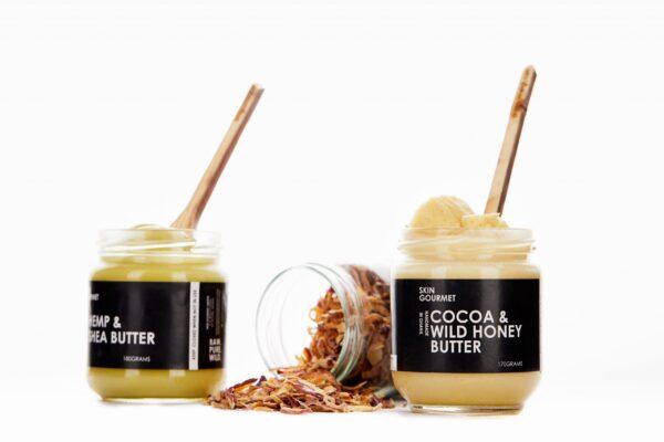 Cocoa & Wild Honey Body butter